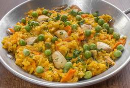 🥘 Paella Vegetariana