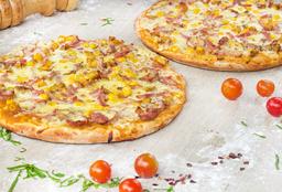 2x1 Pizza 25 cm Campesina
