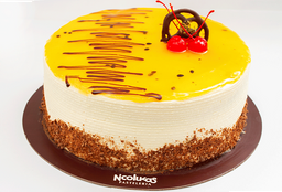Torta Maracuyá 1/2 Lb. (15 - 20 Porciones)