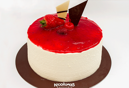 Torta Tres Leches 1/4 Lb. (8 - 10 Porciones)