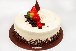 Torta Frutos Rojos 1/2 Lb. (15 - 20 Porciones)