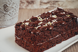 Torta Chocolate Mediana x8