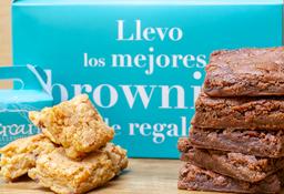 Reclama Tus Brownies/Blondies en el Aeropuerto