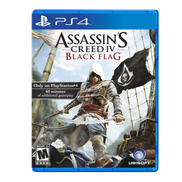 PS4 Assassin's Creed 4 Black Flag