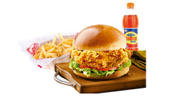Combo Chicken Sub