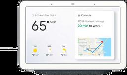 Parlante con pantalla inteligente Google Hub