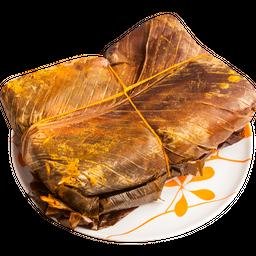 Pastel de Cerdo y Pollo