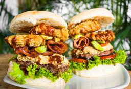 🍔🍔 2X1 Hamburguesas Crunch Double Bacon