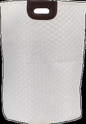 Bolsa P/Ropa Wabo 40*40*60Cm Poliester Beige