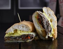 Filadelfia Steak Sándwich