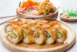 🍣 Panka Maki +  Bebida 250 Ml ( 5 bocados de sushi )