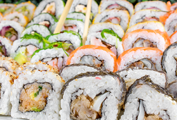 🍣60 Bocados de Sushi