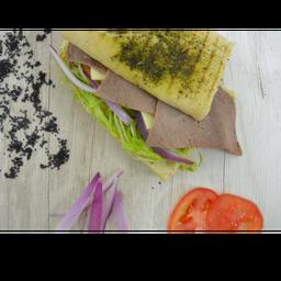 🥪 Sandwich roast beef de bufalo mediano