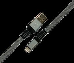 Cable Usb Malla Gris