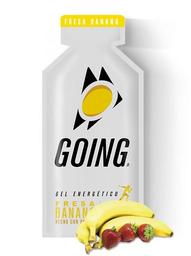 Gel Energetico Fresa Banano