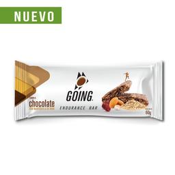 Barra Endurance con Proteina Chocolate 60 G