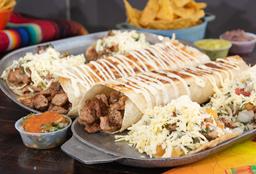 2 Combo Burrito