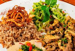 Árabe Shawarma