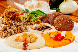Árabe Vegetariano