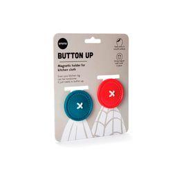 Button up - Soporte para toallas de cocina magnetico