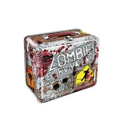 "Lonchera metálica ""zombie"""