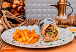 Combo Shawarma Tradicional