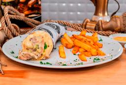 Shawarma Miel Mostaza