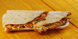 Quesadilla Gringa con Chorizo