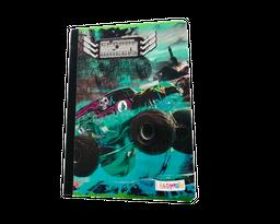 Cuaderno Cosido Con Escarcha X 100 Hojas