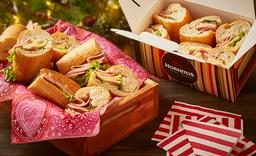 Caja de Mini Sandwich
