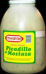 Picadillo en Mostaza Galón