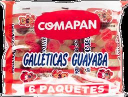 Galletas de Guayaba x6