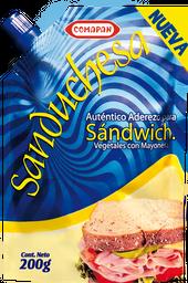 Salsa Sanduchesa Comapan