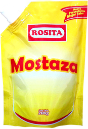 Mostaza Rosita