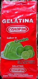 Gelatina Limón Kilo