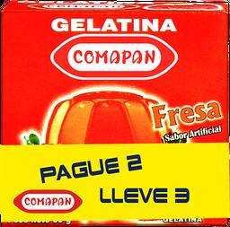 Gelatina 2 x 3 40g