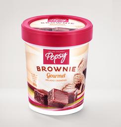 Helado Brownie Gourmet