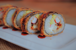 Unagui Crunch Roll