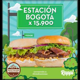 🍔Veggie Estación Bogotá