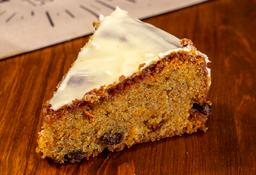 Torta de Zanahoria y Queso Crema