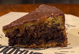 Torta de Banano y Chocolate