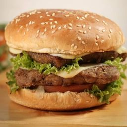 🍔Hamburguesa Doble Carne