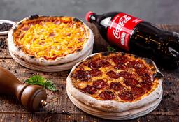 Combo 2 Pizzas Clásicas