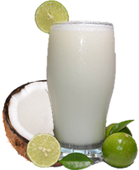 Limonada de Coco 16onz