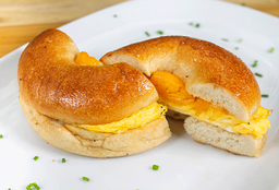 Bagel Egg & Cheese
