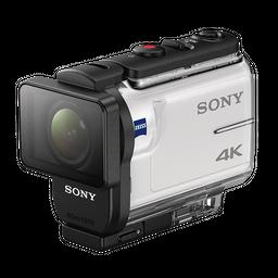Fdr-x3000r - Action Cam Sony 4k Con Wi-fi / Gps Y Control