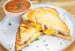 Grilled Cheese Tradicional