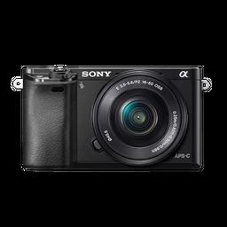 Ilce-6000l - Cámara Profesiona Sony De 24.3mp Montura E