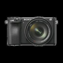 Ilce-6500l - Cámara Profesional Sony De 24.2mp Y Videos 4k