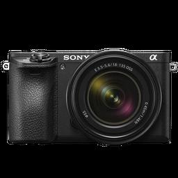 Ilce-6500m - Cámara Profesional Sony 24.2mp+ Lente 18-135mm